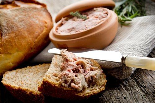 Recettes secr tes au petit poucet cretons de porc maison for Creton maison