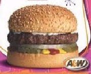 recette A&W Maman%20burger