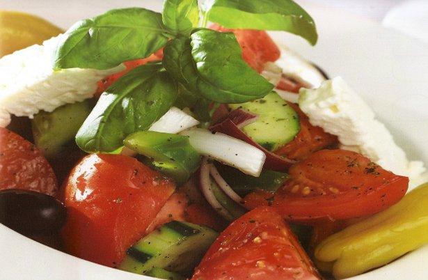 Recettes Secr 232 Tes Milos Salade Grecque Traditionnelle
